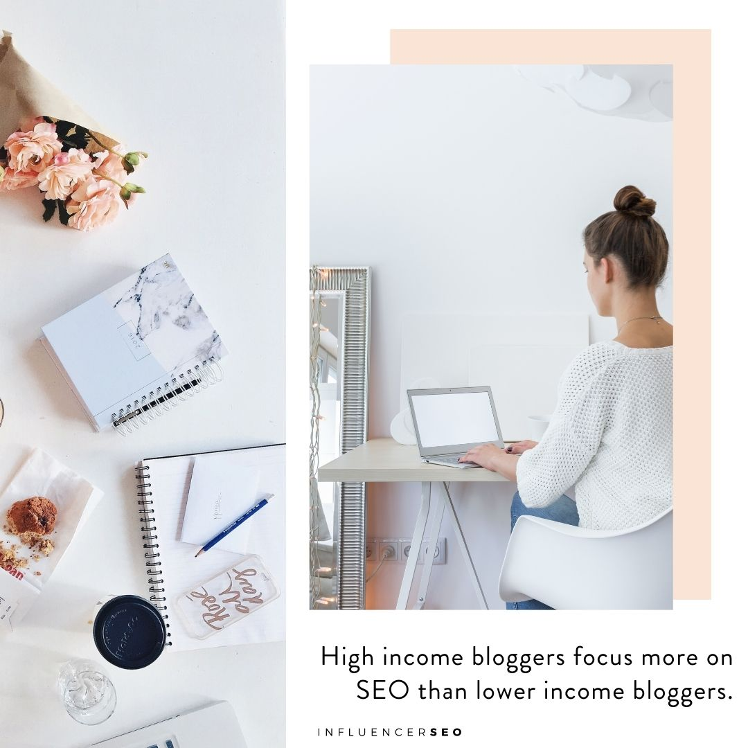 SEO For Bloggers: Why bloggers that make more money use SEO