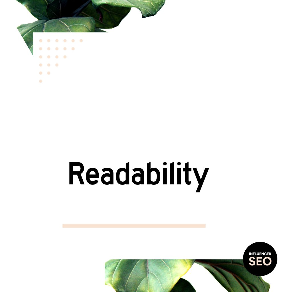 what are subheadings and how they impact readability in SEO for bloggers