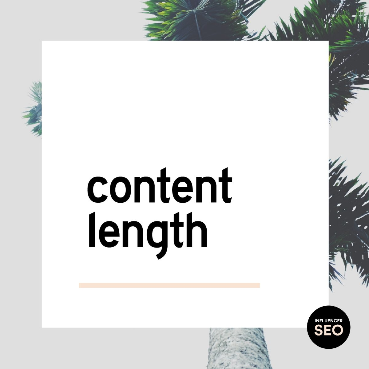 how long should a blog post be for seo