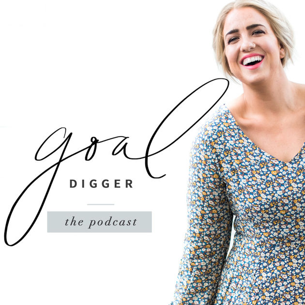 The Goal Digger Podcast With Jenna Kutcher